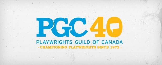 Playwrights Guild of Canada 40th